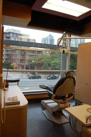 Asante Dental Office Vancouver (Yaletown) Clinic