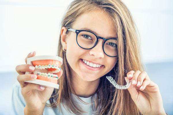 Invisalign vs. Braces: A Comparison