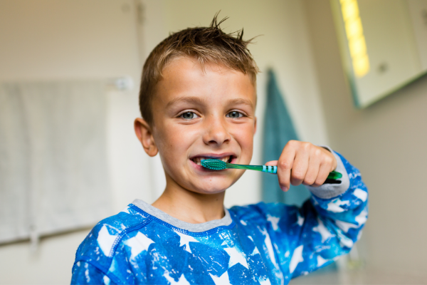 When Should My Child Start Using Fluoridated Toothpaste?